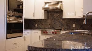 a modern kitchen bahia countertop in a modern kitchen