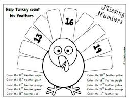 196 best thanksgiving worksheets printables images on
