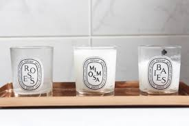 my favourite candle brand diptyque beautifie