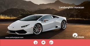 Lamborghini Huracan Automatic - lamborghini huracan car review car from japan