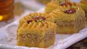 samira cuisine alg ienne gâteau recette facile de baklava baklawa la cuisine algérienne