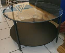 Wohnzimmertisch Versch Ern Glastisch Rund Möbel Ideen U0026 Innenarchitektur