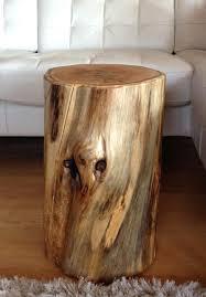 tree trunk bedside table tree trunk bedside table tree stump table after tree trunk side