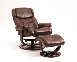 Small Chair And Ottoman by Lane Leather Chair And Ottoman