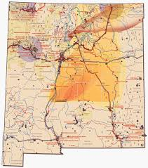 Map New Mexico by Large Map Of New Mexico Water Air U0026 Land A Sacred Trust