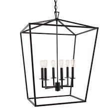 cage large pendant