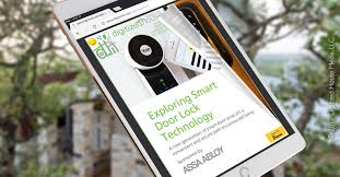 ebook exploring smart door lock technology digitized house