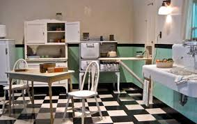 1930 House Design Ideas by Kitchens From The 1930s And 1940s