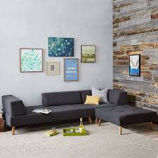 west elm tillary sofa retro tillary 6 piece sectional west elm