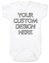 design your own custom gift create your own t shirt zazzle make your own custom baby onesie