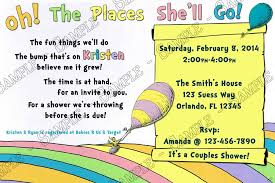 oh the places you ll go baby shower novel concept designs oh the places you ll go baby shower