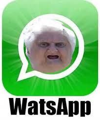 Wat Meme Old Lady - wat