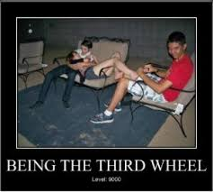 3rd Wheel Meme - third wheel meme 28 images third wheel meme memes over 9000