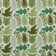 Upholstery Outdoor Furniture by Lime Green Upholstery Bird Fabric Woven By Popdecorfabrics