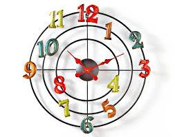 horloge cuisine originale horloge cuisine originale galerie avec charmant pendule pour