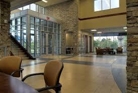 entry vestibule architectural design associates portfolio financial