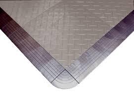 snaplock industries racedeck garage floor tile 3 inch edging