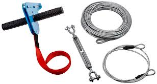amazon com slackers value series zipline kit sports u0026 outdoors