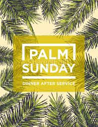 palm branches for palm sunday palm sunday palm branches flyer template flyer templates