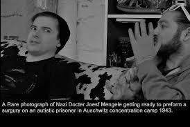 Concentration Meme - a rare photo inside auschwitz concentration c cowchop