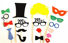 photo booth prop ideas ideas for photo booth props at wedding
