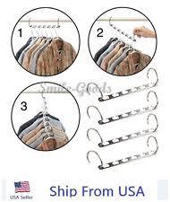 Closet Hanger Organizers - clothes hanger organizer ebay