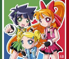 powerpuff girls kushida deviantart