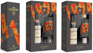 glenlivet 12 new limited edition gift packs for christmas