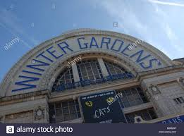 the blackpool winter gardens stock photo royalty free image