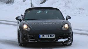 Porsche Boxster New Model - porsche to introduce new models every year ceo skeptical of evs