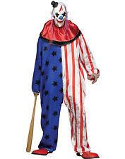 killer clown costume ebay