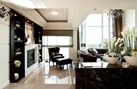latest best home interior design modern living room interior of
