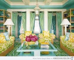 Colorful Living Room Designs For A Dynamic Look Home Design Lover - Colorful living room