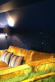 Dark Blue Accent Wall by Glitter Accent Wall I Just Had The Most Awesome Idea To Use A