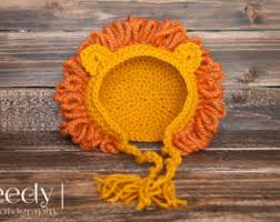 Crochet Baby Halloween Costume Newborn Lion Costume Etsy