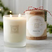 holiday christmas candles and scents terrain