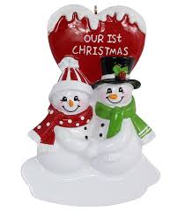 maxora our snowman resin hanging ornaments