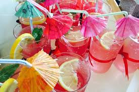 Pink Cocktails For Baby Shower - six diy baby shower ideas hercanberra com au