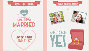 wedding video invitation online template the answer is yes