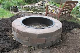 Backyard Pit How Much Does It Cost To Install A Fire Pit Angie U0027s List
