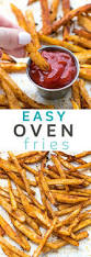 easy oven fries recipe cooking lsl