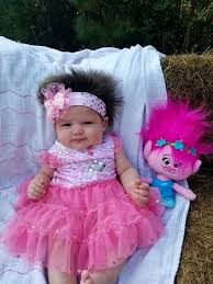 Halloween Costumes 3 Month Baby U0027s Big Hair Lots Notice Halloween Troll Costume