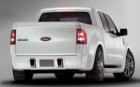ford sports truck 2007 ford explorer sport trac concept review road test truck trend