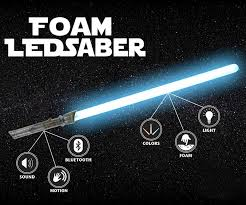 lightsaber toy light up illuminated foam weapons foam weapon