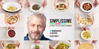recettes de cuisine tf1 le livre à succès simplissime devient une émission sur tf1 et tmc