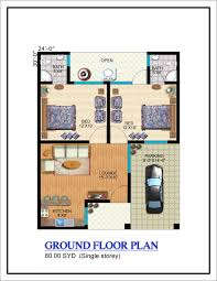 120 Sq Yard Home Design Our Projects Noman Builders Karachi Pakistan