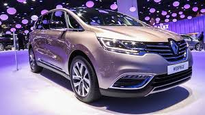 renault espace 2015 renault espace people mover slash crossover revealed