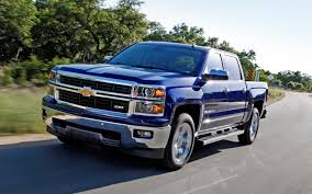 2014 chevrolet silverado first drive motor trend crossovers