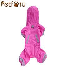 filhote de cachorro capa de chuva popular buscando e comprando