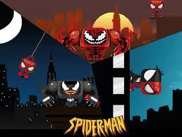 comics spider man villains mini papercrafts free download